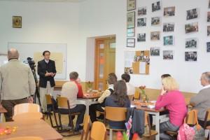 Володимир Турчиновський виступив перед випускниками Інституту лідерства та управління