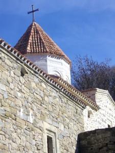 Церква монастиря Сурб-Хач біля Старого Криму