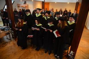 14 магістрів-істориків отримали свої дипломи