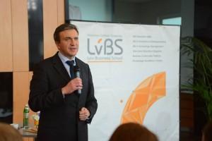 міністр економічного розвитку і торгівлі України Павло Шеремета обговорив з львівським бізнес-середовищем їх бачення виходу із складної економічної ситуації