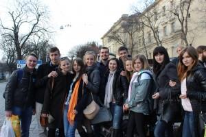 Студенти зі Львова та Донецька і Маріуполя разом провели три дні, за які встигли познайомитися та пережити багато спільних вражень разом