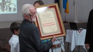 Д-р Михайло Василик отримав почесне звання doctor honoris causa УКУ