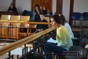 учасниками семінару були викладачі, катехити. а також студенти кафедри загальної та соціальної педагогіки УКУ