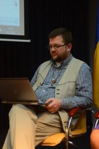 Викладач УКУ, богослов о. Василь Рудейко був капеланом майданівської каплиці
