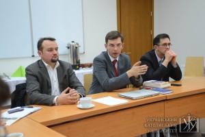 Керівництво УКУ обговорило можливості подальшої співпраці з протестантськими університетами