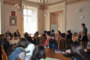 В Університеті Марії Кюрі-Склодовської навчається близько 500 студентів з України