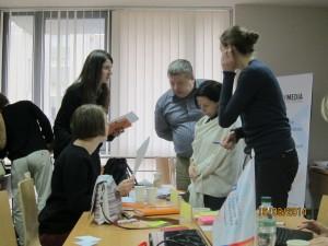 В червні учасники програми мають представити свої проекти, які вони планують розвивати в своїх організаціях