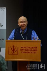 Лоуренс Салліван вперше прибув до України для участі в міжнародній конференції