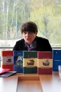Раніше в серії IN VIA, заснованій у 2005 р., вишли друком томи Платона, Боеція та Ансельма Кентерберійського.