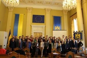 Учасники першого набору програми «Ефективне управління» («Good Governance»)