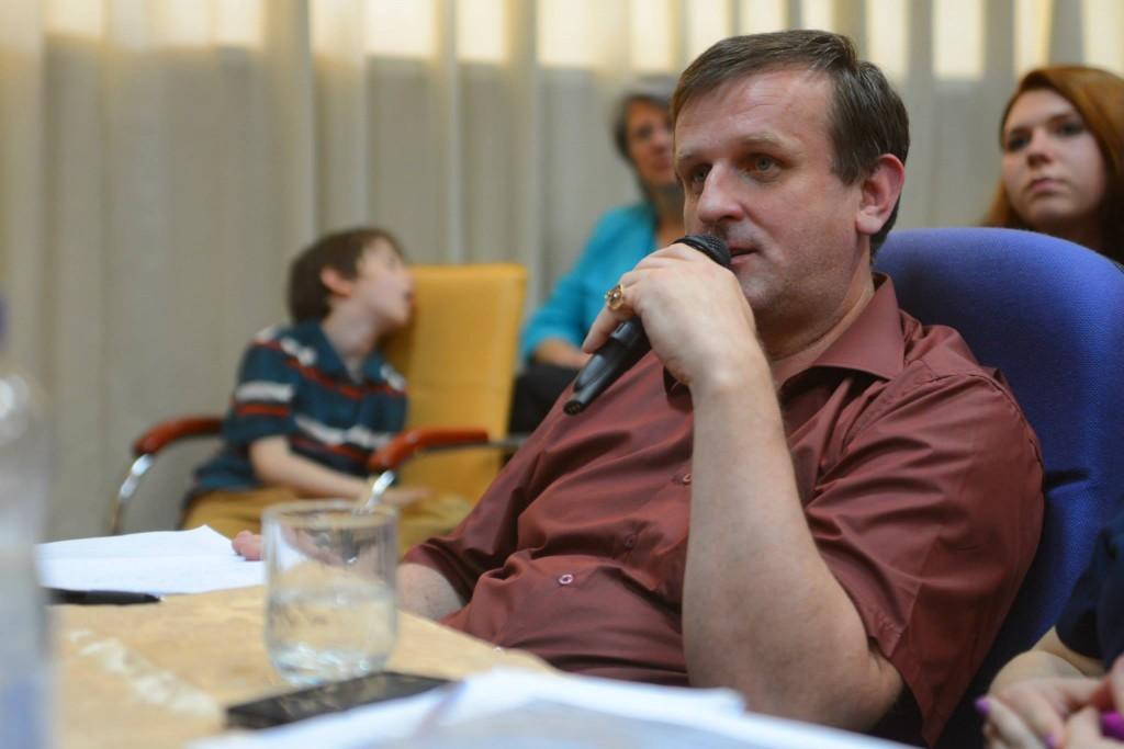 """Богдан Завідняк особливо вражений пластикою """"душі"""""""