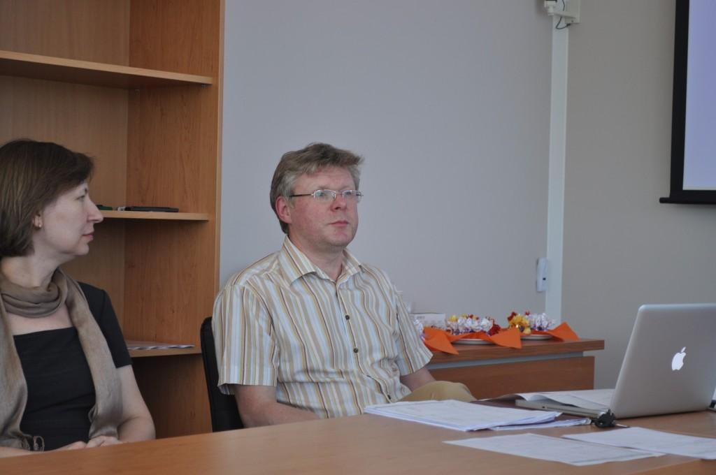 Андрій Ясіновський очолив Літню школу з культурології