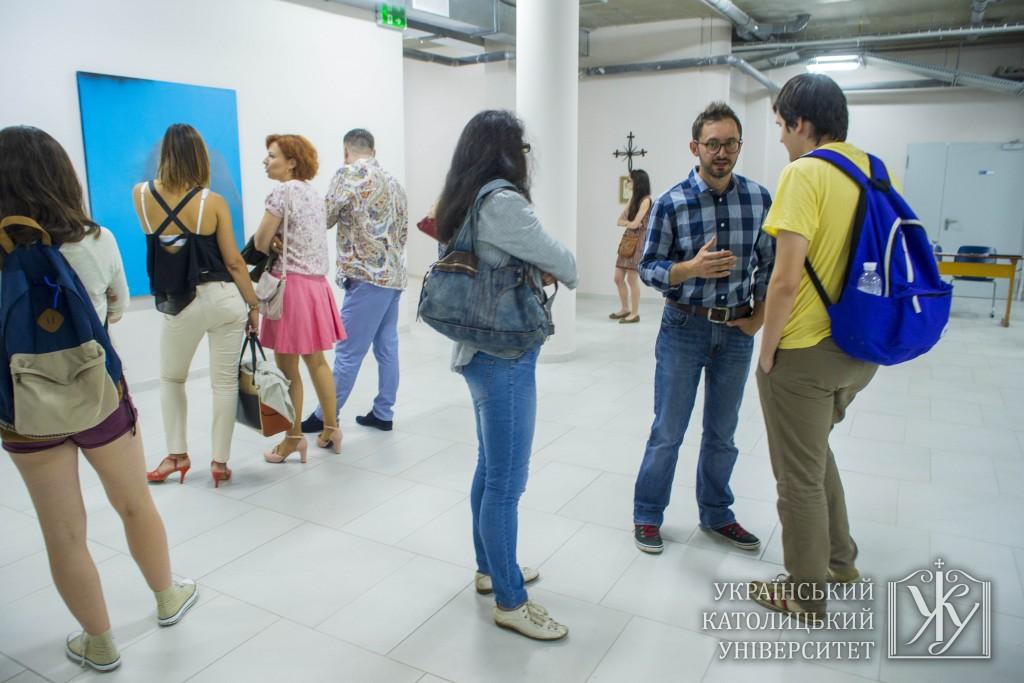 галерея сучасного мистецтва УКУ повинна стати місцем діалогу для митців, інтелектуалів, молоді
