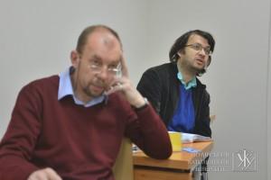 Емін Міллі разом з іншими журналістами навчається на програмі «Управління медійними громадськими організаціями». Досвід, отриманий тут, планує використати для розвитку азербайджанського громадського каналу meydan.tv