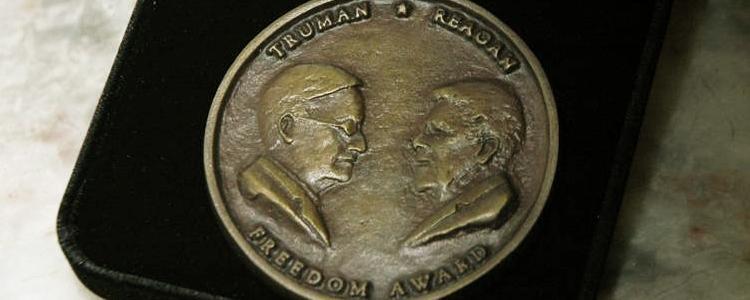 Медаль Свободи Трумена-Рейгана