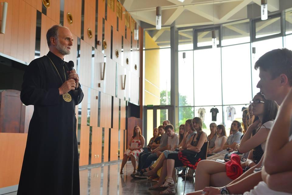 Президент УКУ вл. Борис (Ґудзяк) цьогоріч вирішив зробити традиційну лекцію для студентів відкритою для всіх