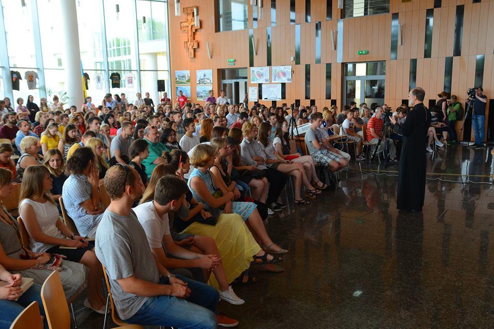 Лекція зібрала понад 300 поціновувачів рок-музики