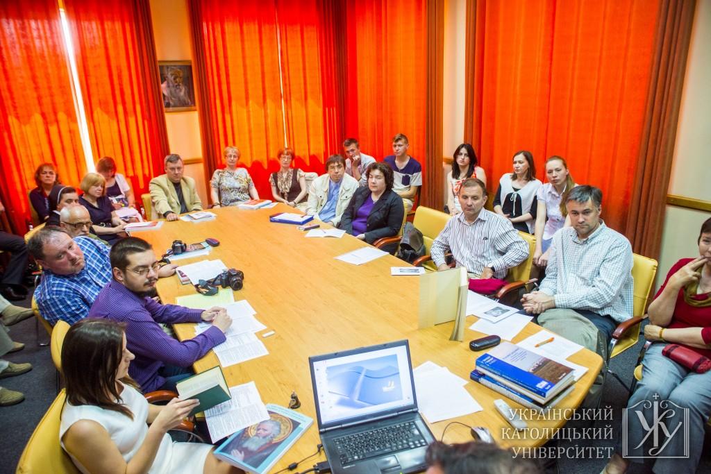 Учасниками конференції були мистецтвознавці з України та Польщі, які представили свої останні дослідження в даній тематиці
