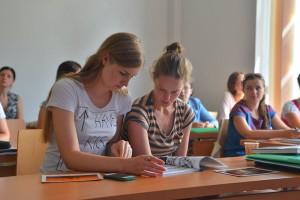 Учасниками франкомовної школи стали 25 учасників зі всієї України різного віку. Наймолодшому учаснику 14 років