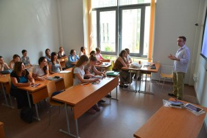 Викладають на Школі люди, для яких французька мова - рідна