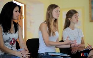 Кожен, хто приїхав на Школу, має свій досвід. ділитися своїм досвідом - одне із завдань лідера