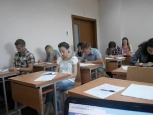 Фаховий іспит на магістерську програму з медакомунікацій. Серед них наші майбітні студенти