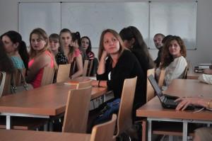 Студенти 3-5 курсів Гуманітарного факультету УКУ