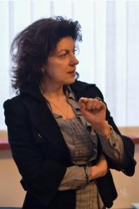 Завідувач кафедри психології, канд. псих. наук Галина Католик