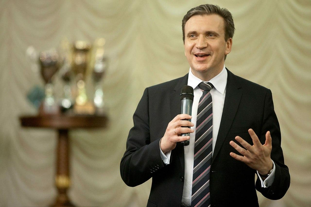 Павло Шеремета - керівник Школи управління УКУ