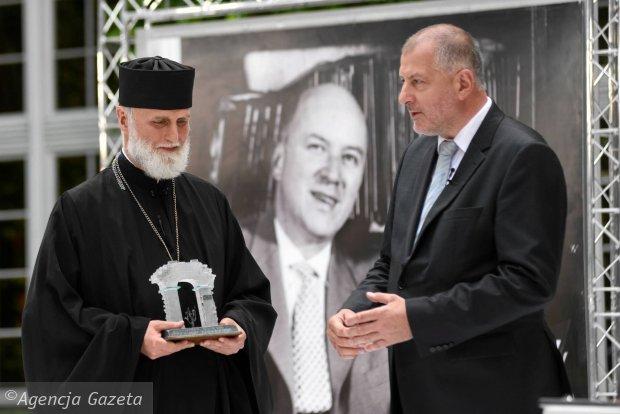 z20183692Q,Ksiadz-Borys-Gudziak-odebral-nagrode-im--Jana-Nowa