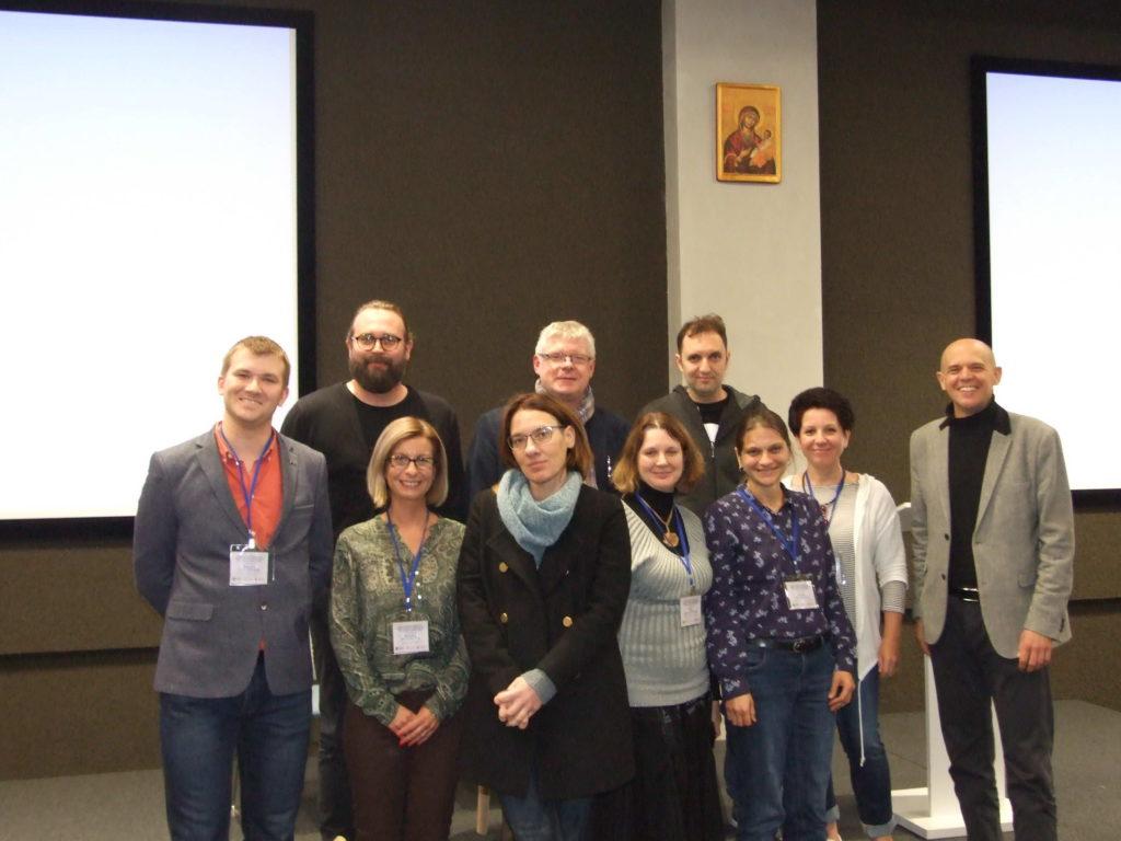 Міждисциплінарний семінар із цифрової гуманітаристики «From Artes liberales to Artes digitales: Ukrainian and Slavic Studies» / 4-5 жовтня 2019