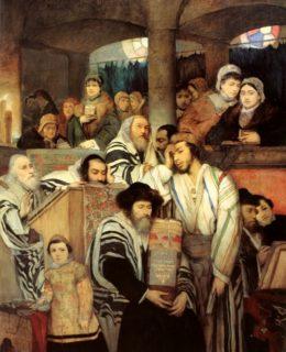 Інтенсивний курс «Еврейское искусство XIX―ХХ веков: от диаспоры к Израилю»