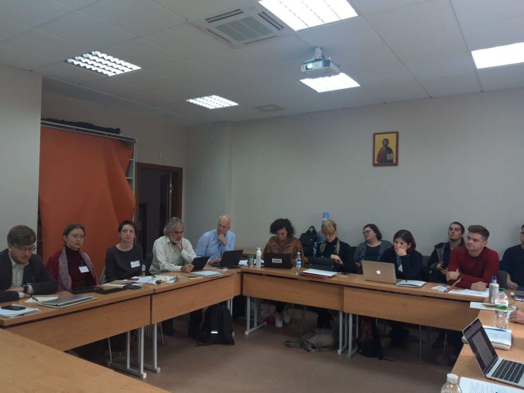 Міжнародна робітня «Як викладати історію України сьогодні?» / 3-5 листопада 2019