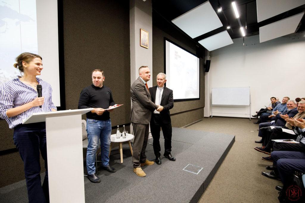 Троє викладачів ГФ УКУ отримали ректорські стипендії