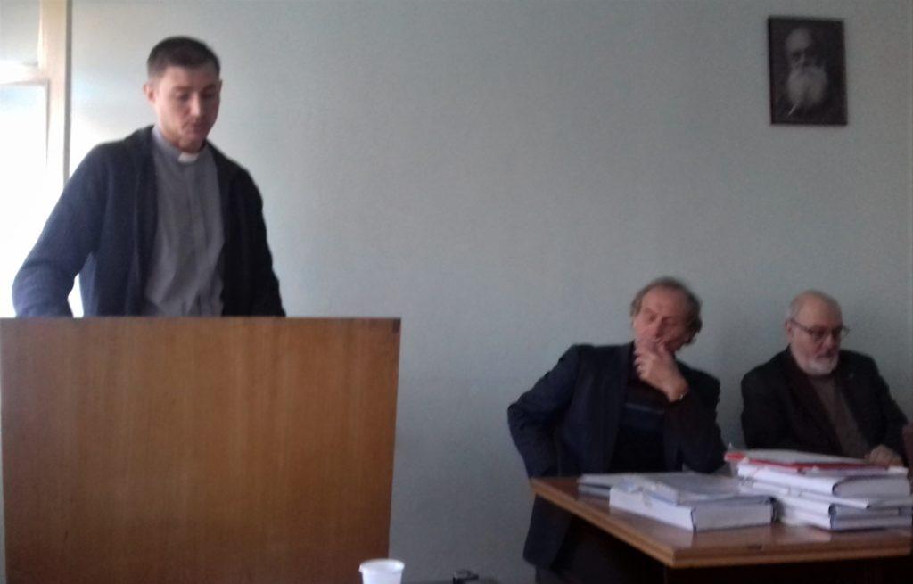 Отець Назарій Заторський захистив дисертацію на підставі монографії, опублікованої в серії «Київське християнство»