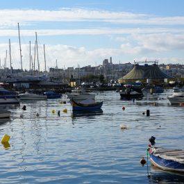 Marsaxlokk – Kalastajakylä Maltalla | Ulkomailla