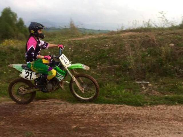 Rider: Virginia Regueroo.