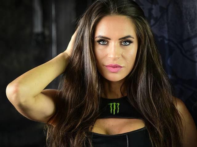 #MonsterGirlMonday Monster Energy