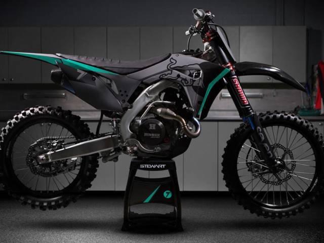 Seven MX   James Stewart Bike? - Seven MX/Red Bull CRF450R