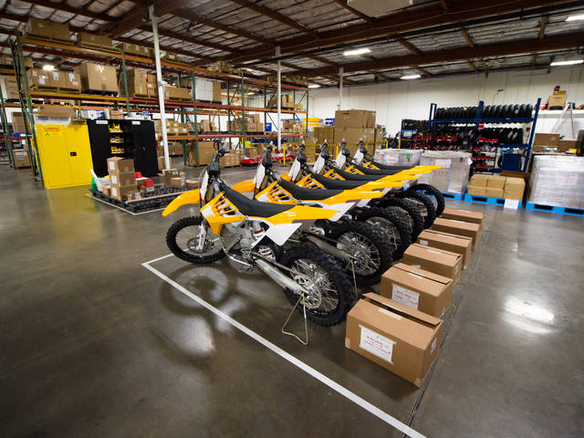 Alta Motors Receives $27 Million In Funding Round - Step forward for electric motorcycle brand