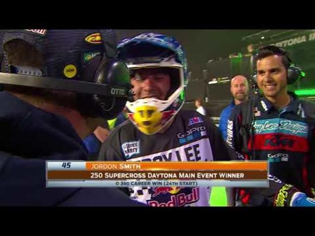 Daytona Supercross Highlights
