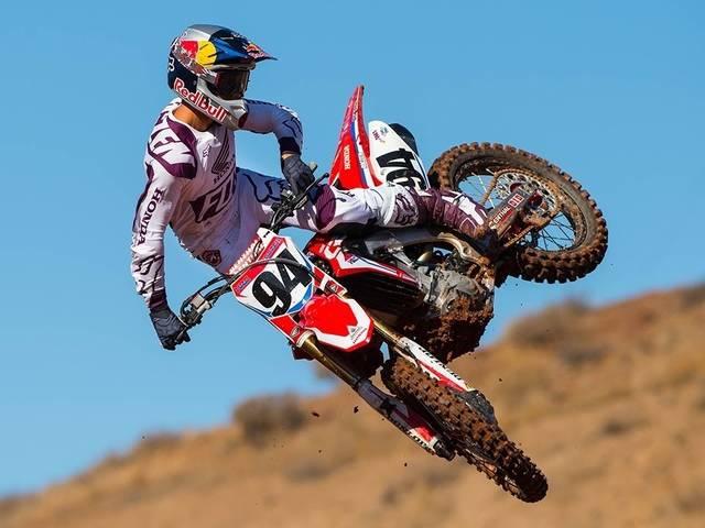 Motocross Motivation - 2017 (Be A Champion) Ken Roczen