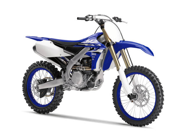 2018 Yamaha YZ450F   First Look - Completely Redesigned and All-New