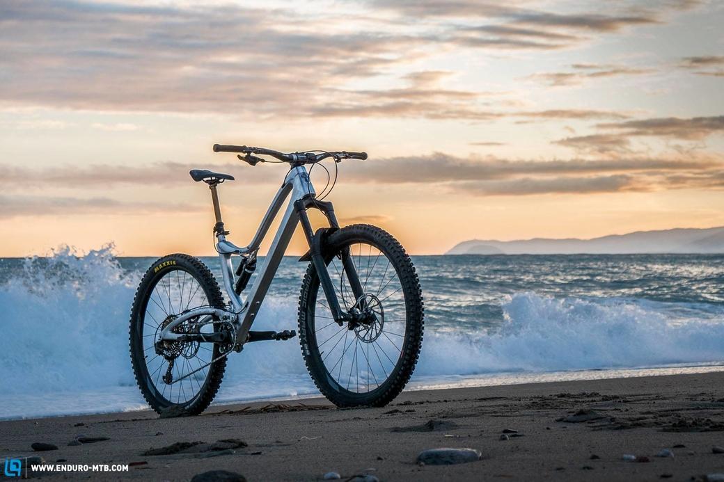 Whip MTB - Photo : WOAH! Two radical new bike designs in one day