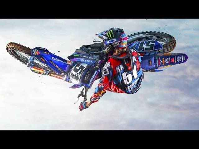 Why We Love Motocross - 2017 (RDF) Justin Barcia