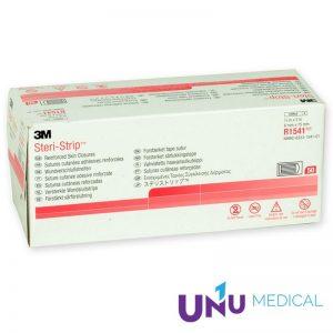 Benzi adezive intarite pentru sutura leziunilor 3M Steri-Strip Skin Closure - R1541
