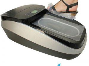 dispenser automat pentru acoperitori pantofi