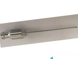 Luerlock Cannula Micro Cannula 1.0mm x 5cm