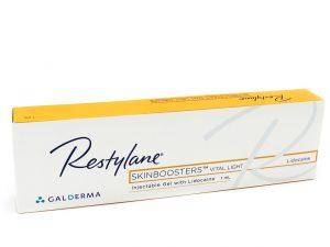 skinbooster vital light lidocaine 1ml