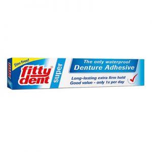 adeziv pentru proteza dentara